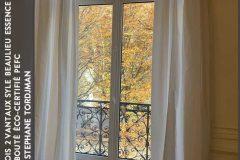 Fenêtres bois Renostyles île de France