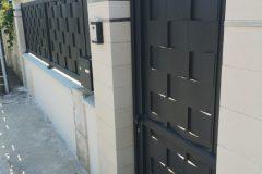 Portails et clotures aluminium sur-mesures