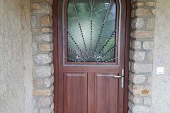 Portes d'entrées Aluminium Renostyles île de France