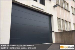 porte-de-garage-sectionnelle-renostyles-motorisee-fontenay-sous-bois