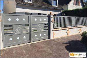 remplacement-portails-aluminum-renostyles-sevran